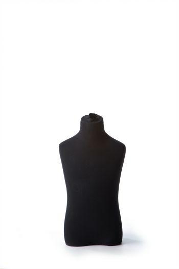 Black Child Dressform Torso