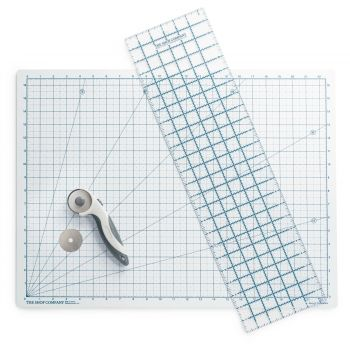 Complete Rotary Cutting Mat Kit - with Second Generation Mats