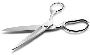 Professional Tailoring Shears - Lightweight 8 inch