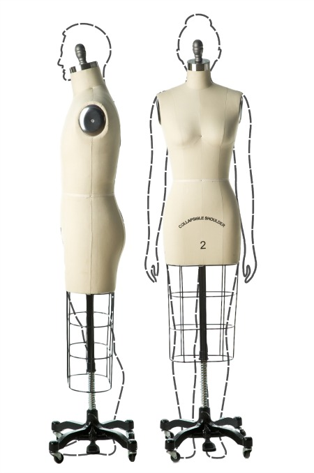 we manufacture the widest variety of dress forms on the market
