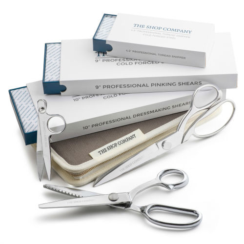 Our new fashion design and sewing scissor kit