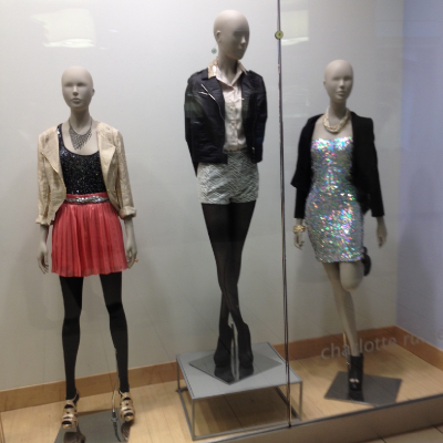 which stores use which mannequins
